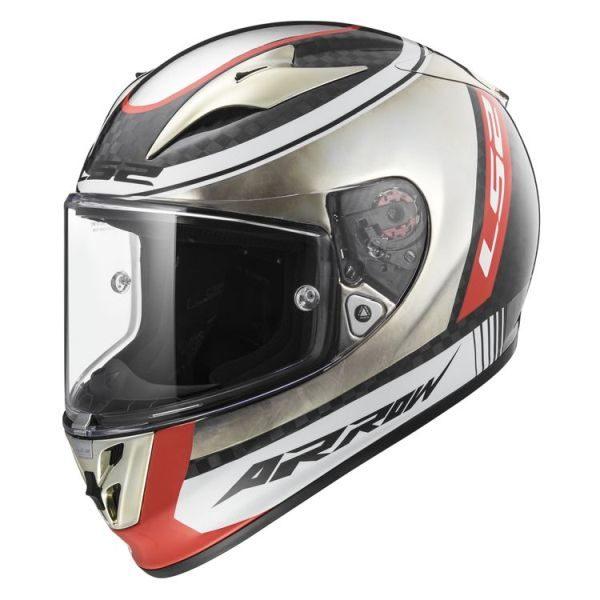 LS2 Arrow C Evo Indy Chrome