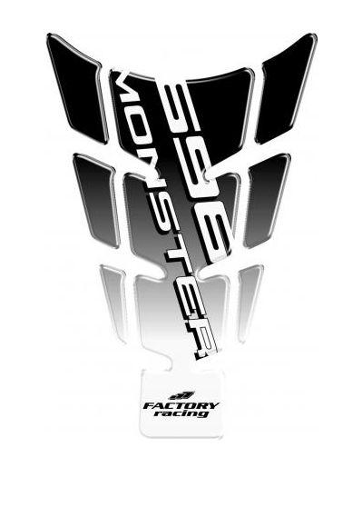 Ducati Monster 696 tankpad