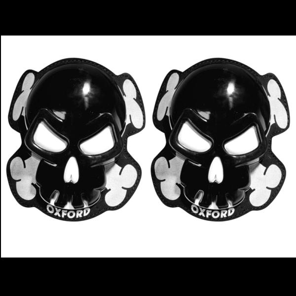 Oxford Skull knee sliders