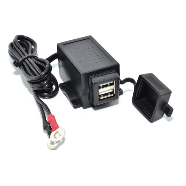 Baas Dubbele USB aansluiting