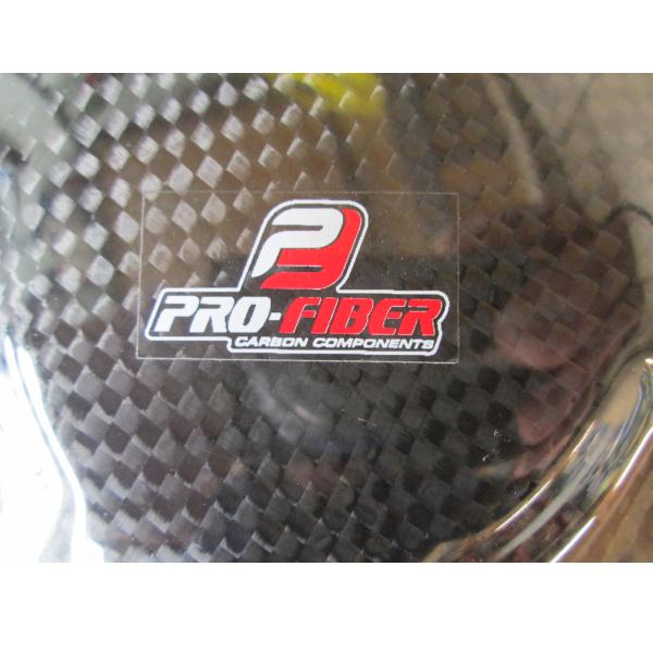 Profiber carbon beschermer Honda CBR 600 RR