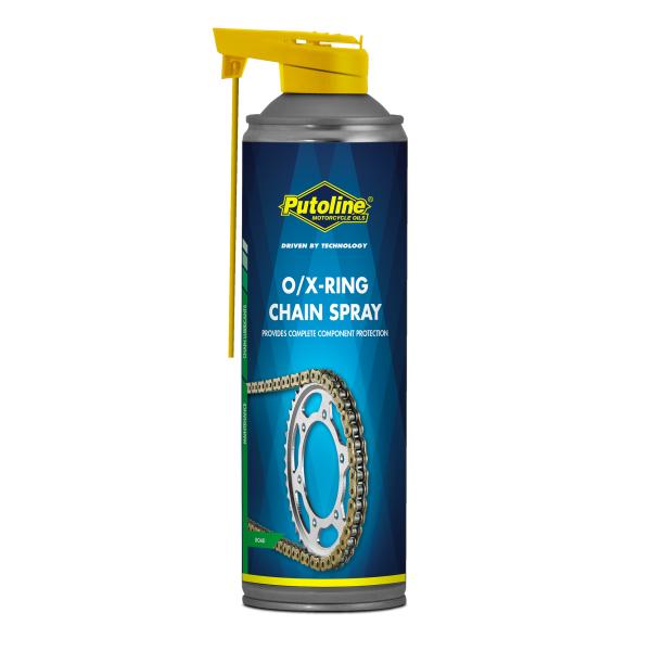 O/X-ring chain spray