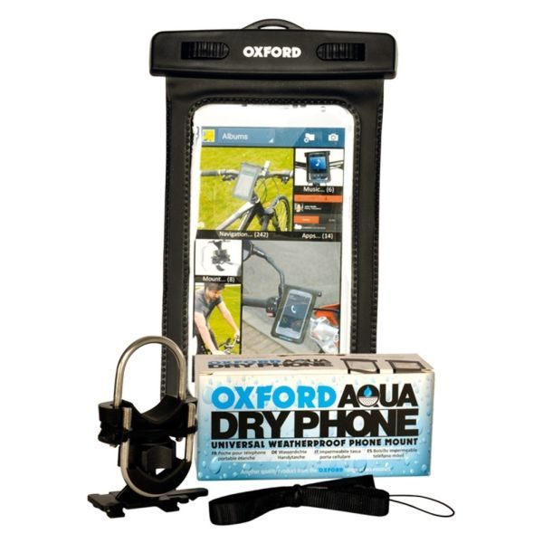 c9ef5bb8695 FH Motoronderdelen - Oxford Aqua Dryphone - universele waterdichte ...
