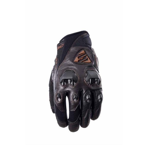 FIVE Stunt Evo leather brown