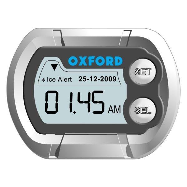 Oxford digitaal klokje